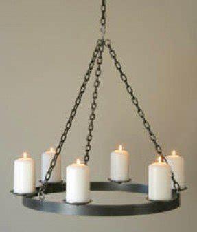 pillar candle chandelier pillar candle chandelier foter