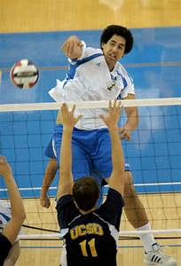 Men's volleyball prepares for upcoming season | Daily Bruin