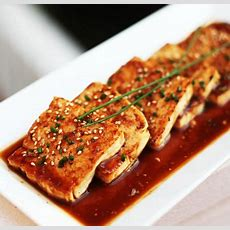 Pbs  Tofu, Main Dishes And Starters