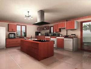 Merveilleux Logiciel 3d Cuisine Gratuit Francais #2 Architecture 3D Vue 3D DIGPRES