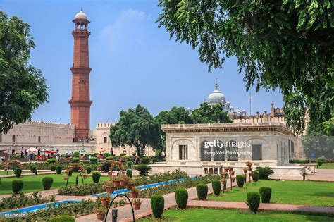 Lahore Fort Walled City Of Lahore Punjab Pakistan High-Res ...