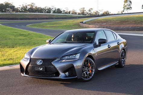Lexus Gs F Rc F Updates Add Adaptive Suspension New