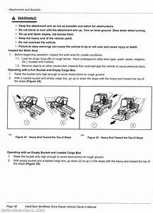 Club Car Carryall 295 Intellitach Xrt 1550 Intellitach Diesel Vehicle Owners Manual