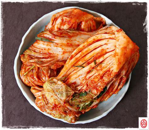kimchi recipe baechu kimchi napa cabbage kimchi
