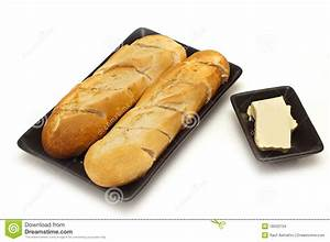 Sliced Bread And Butter Stock Images - Image: 18502104
