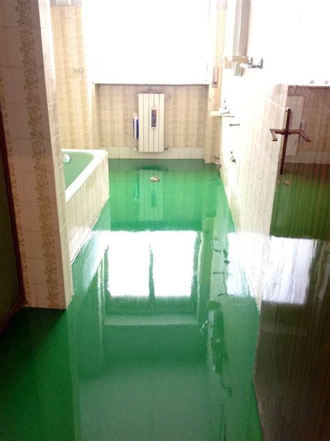 Pavimento In Resina Bagno Pavimento In Resina Bagno Idee Pavimenti Continui