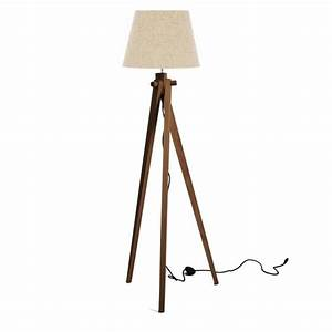 lighting ebarza furniture lightings rugs and decor With unfinished wood floor lamp
