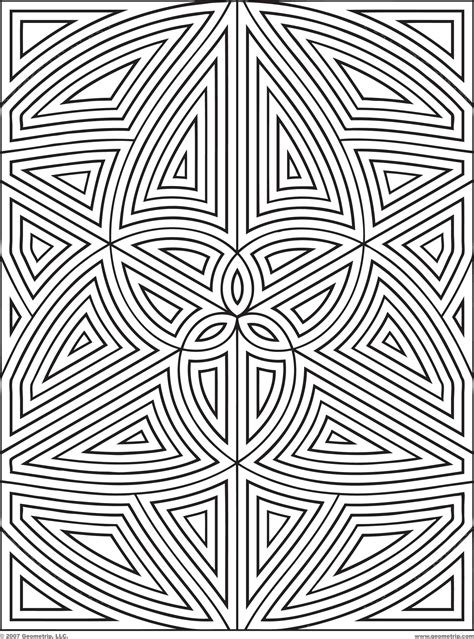 pattern coloring pages  print coloring page
