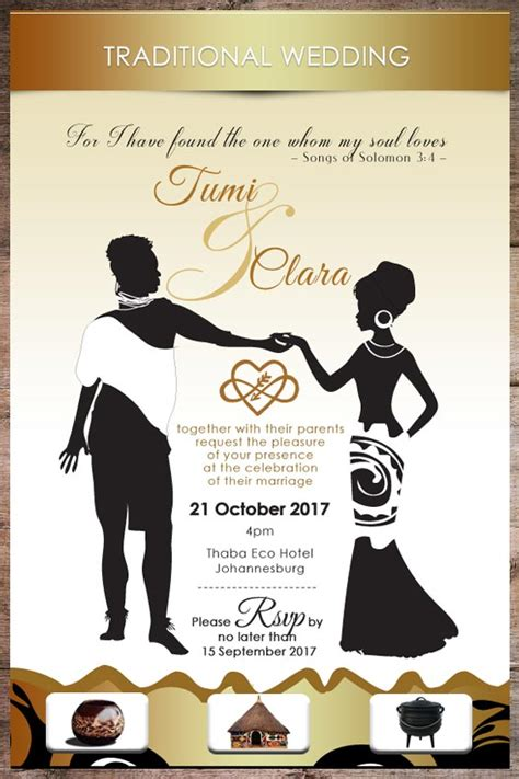 traditional african invitations home  email whatsapp