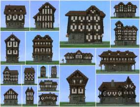 Minecraft Medieval Building Pack