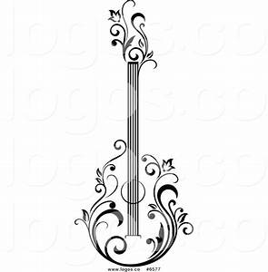 Royalty Free Clip Art Vector Logo of a Black and White ...