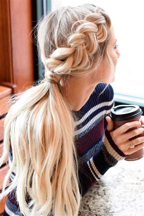 best 25 cute cheer hairstyles ideas on pinterest