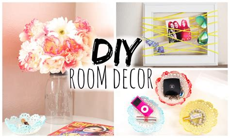 diy room decor  cheap simple cute youtube