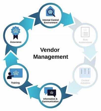Cash Providers Risk Vendor Management Icon Handbook