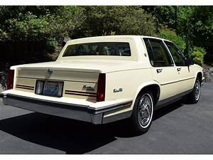 1988 Cadillac Sedan Deville For Sale