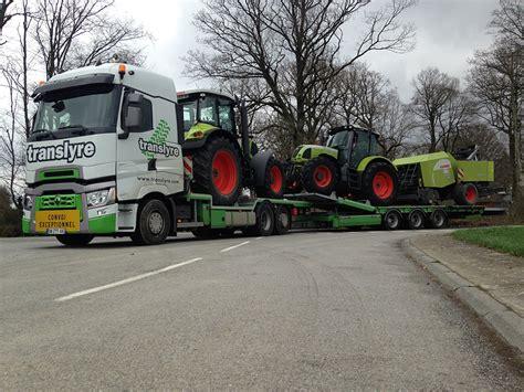 si鑒e tracteur agricole transports de tracteur agricole et de presse balle carr 233 e