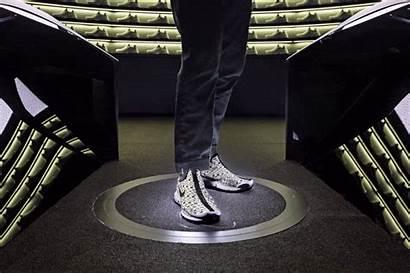 Nike Studio Shoes Retail Experience Future Glimpse