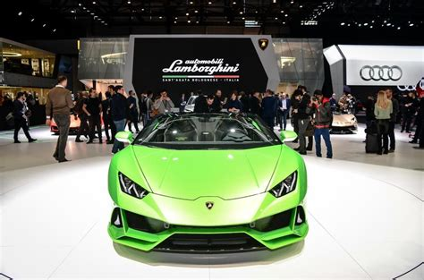 Update Motor Show 2019 :  Live Updates And Pictures