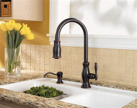 country style kitchen faucets style suite win a country kitchen pfister faucets