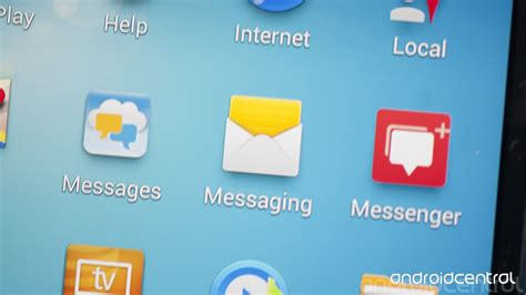 weekly poll results what text messaging app do you use android central