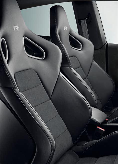 siege recaro volkswagen scirocco r gets seats autoevolution