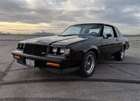1987 buick regal we4 turbo t for sale bat auctions closed february 27 2019 lot 16 643