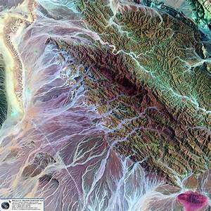 Landsat 7 Geological Mapping | Satellite Imaging Corp