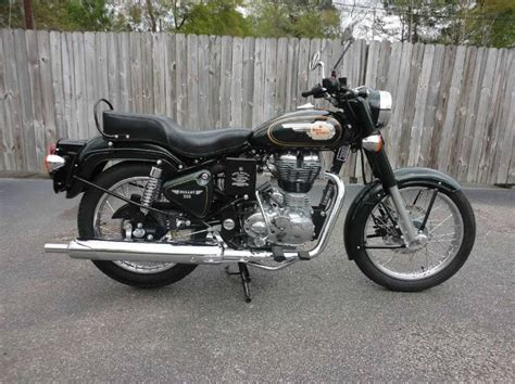 Royal Enfield Bullet 500 Efi Picture by 2015 Royal Enfield Bullet 500 B5 Efi Motorcycle From