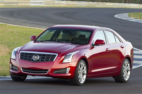70 Percent Of Cadillac Ats Buyers With Trade-ins New To
