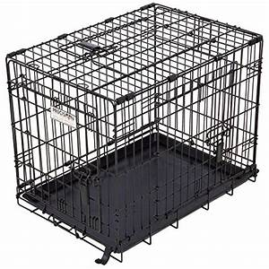 triple door great crate elite by precision cages crates With precision dog crate divider