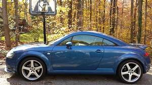 Audi Tt 2001 Audi Tt Quattro 225 For Sale