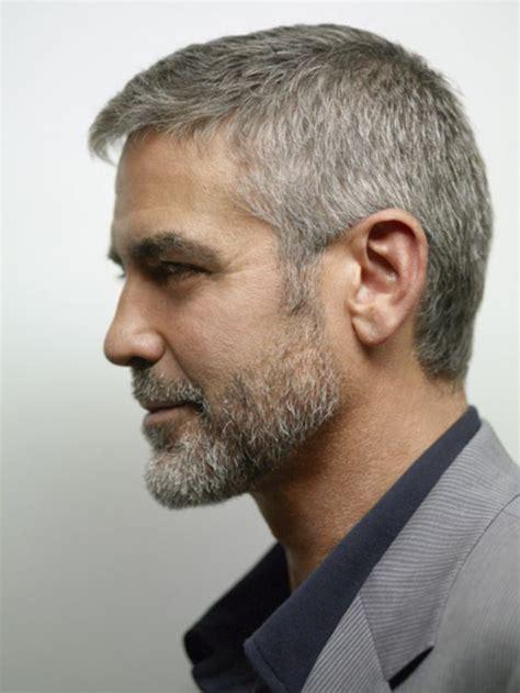 beard styles for hair george clooney beard style george clooney 3154
