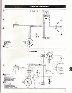 49cc Moped Wiring Diagram