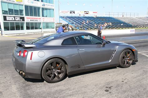 2010 Nissan Gtr 0 60 by 2010 Nissan Gt R Switzer R1k Gas 1 4 Mile Trap