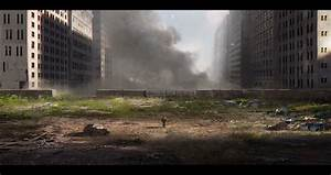 Zombie Abandoned city by VictorMosquera on DeviantArt