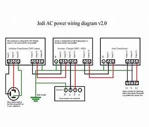 Ac Panel Wiring Diagram