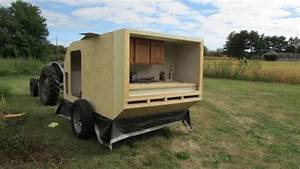 DIY Micro Camping Trailer I Built for Cheap