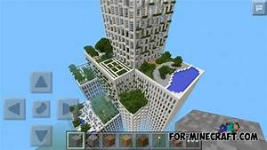 Super Hotel Map For MCPE 0121