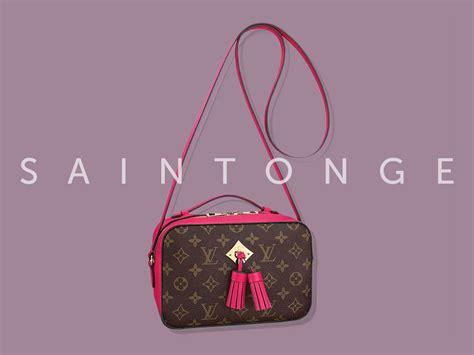 louis vuitton saintonge bag   brands latest
