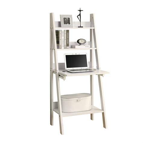ladder style desk white leaning desk remodel inspiration homesfeed 3625