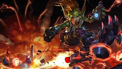 Goblin Warcraft Pc Hearthstone Gnomes Wallpaperxyz