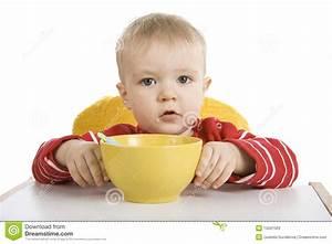 Boy Eating Breakfast Stock Photos - Image: 13341563