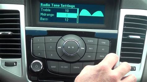 chevy cruze ls radio features phillips chevy youtube
