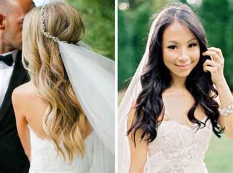 20 Long & Loose Wedding Hairstyles