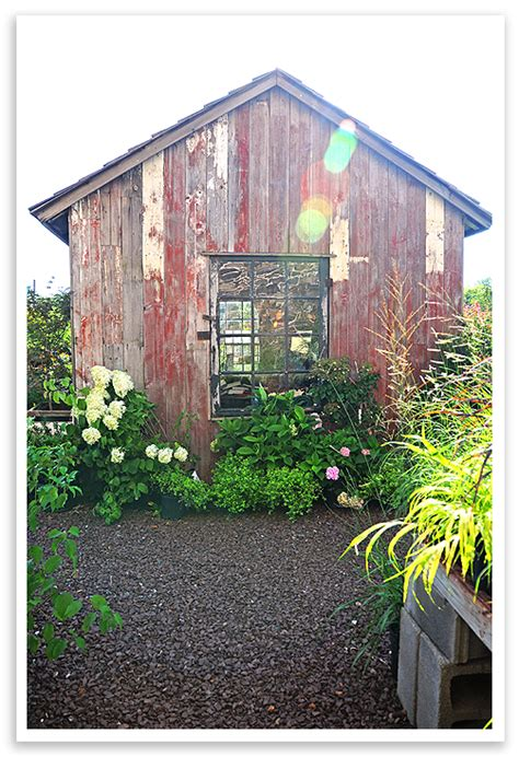 Shed From Recycled Materials by A Recycled Garden Shed