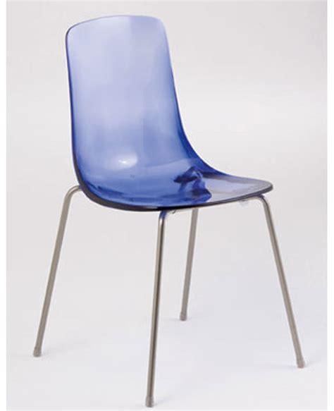 chaise de cuisine transparente chaise pvc transparente maison design wiblia com
