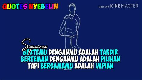 quotes keren  wa  youtube