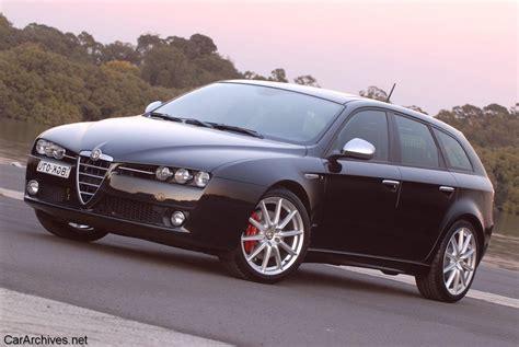 Alfa Romeo 159 Usa 2013 alfa romeo 159 sportwagon pictures information and