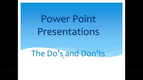 grade creating  good powerpoint  youtube