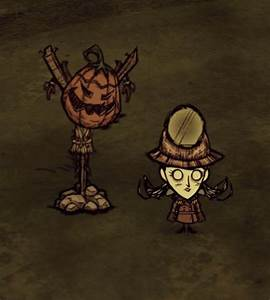 Friendly Scarecrow